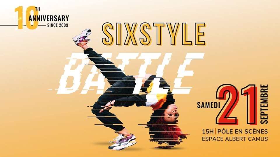 Battle Sixstyle 2019 poster
