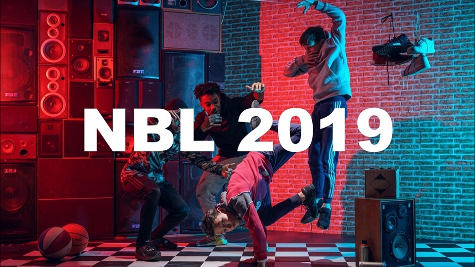 NBL 2019 | Amsterdam poster