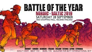 Battle Of The Year Nordic Baltic 2019