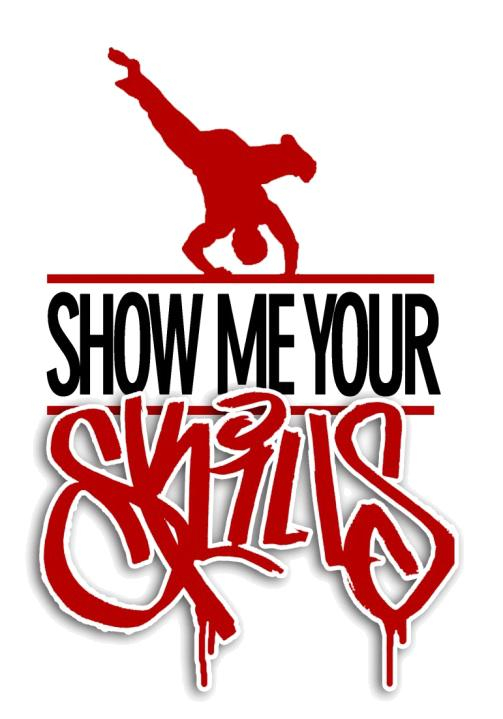 Show Me Your Skills 2019 poster