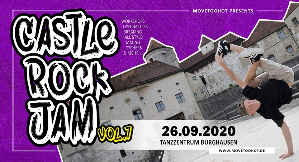 Castle Rock Jam & Battle 2020 poster
