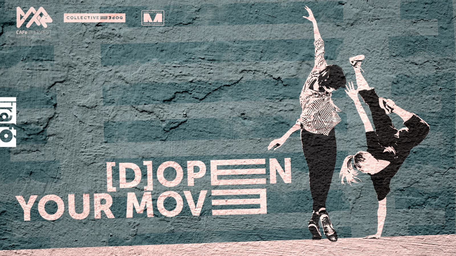 [D]OPEN Your Move 2019 poster