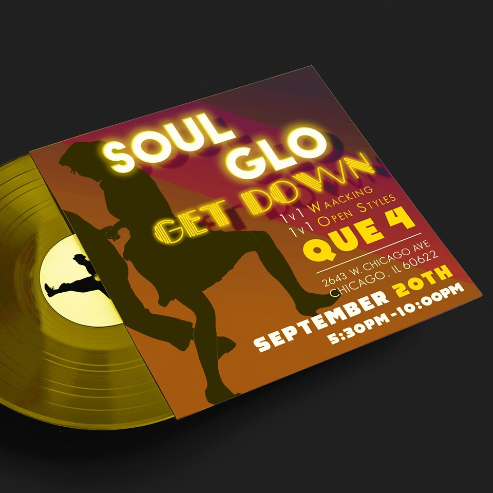 Soul Glo Get Down 2019 poster