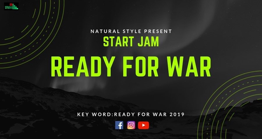 Ready For War 2019 poster