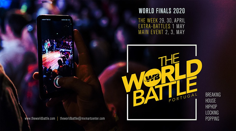 The World Battle 2020 poster