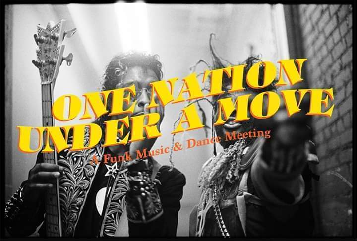 One Nation Under a Move 2019 poster