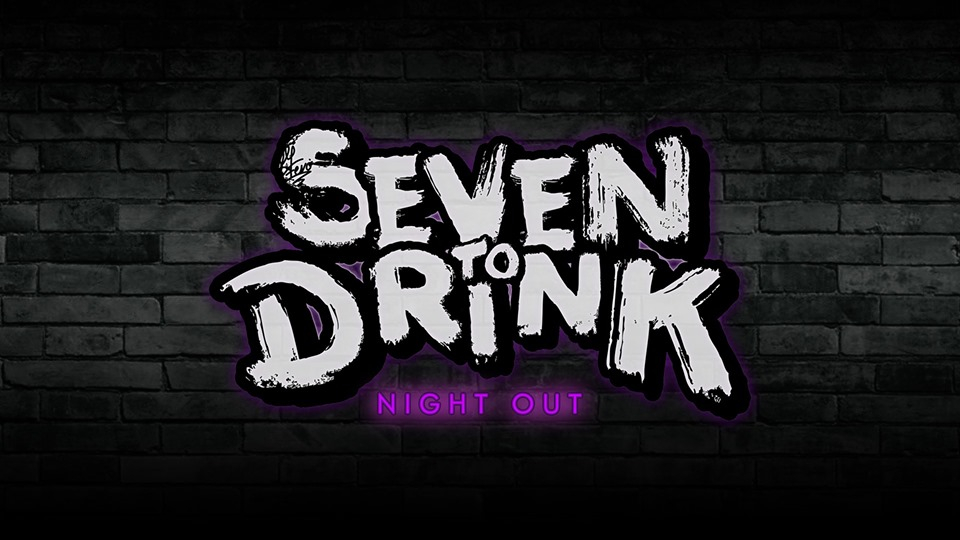 Seven To Drink Vol. 3 2019 poster