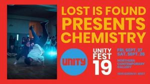 Chemistry at Unity Fest 2019
