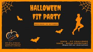 Halloween Fit Party 2019