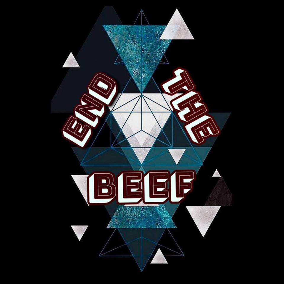 END the BEEF Battle 2019 poster