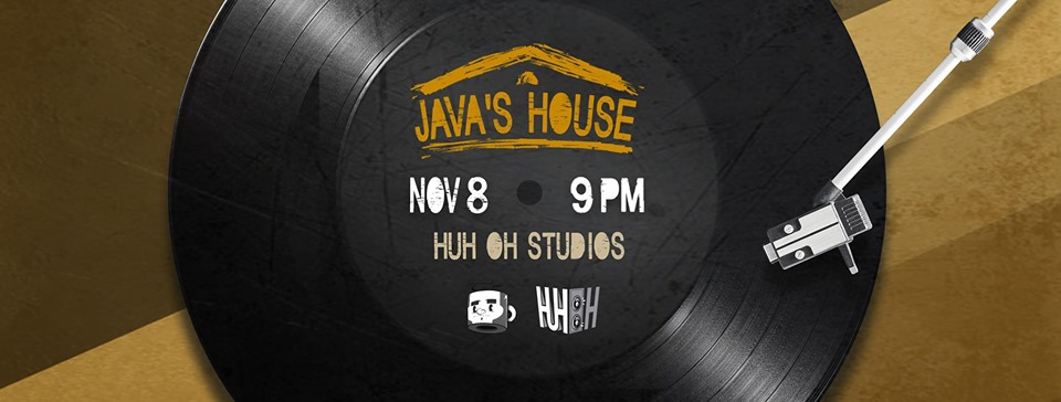 Java's House Side A 2019 poster