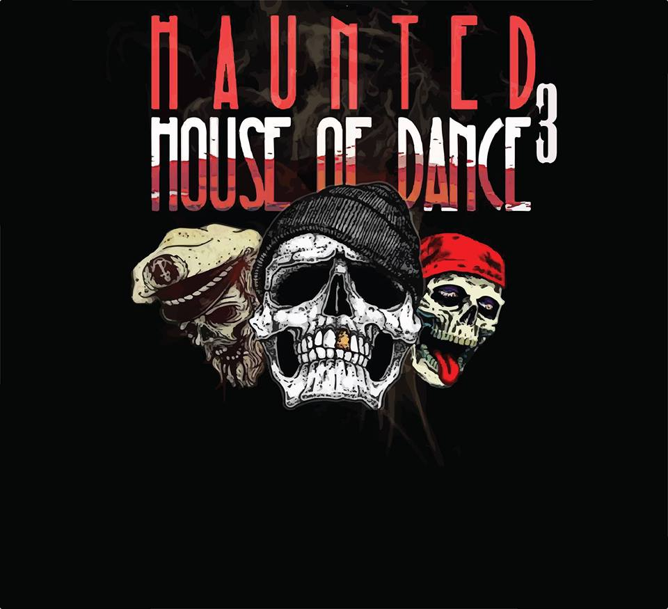 Haunted House of Dance 2019 poster