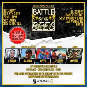Battle of The R&Bees 2019