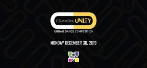 Common:Unity Urban Dance Competition 2019