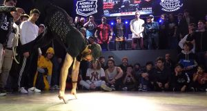 World BBoy Classic Italy Qualifier 2020