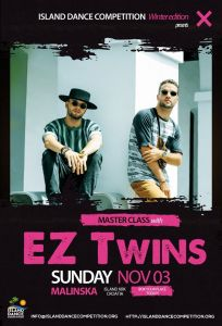 Master Class with EZ Twins 2019